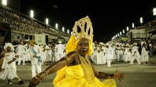 Rio mayor's absence overshadows carnival start