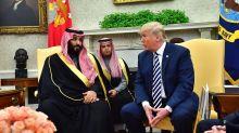 Is Trump backing Saudi Arabia over CIA?