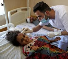 """Israel keeps pounding Gaza to stop rocket fire: """"Whatever it takes"""""""