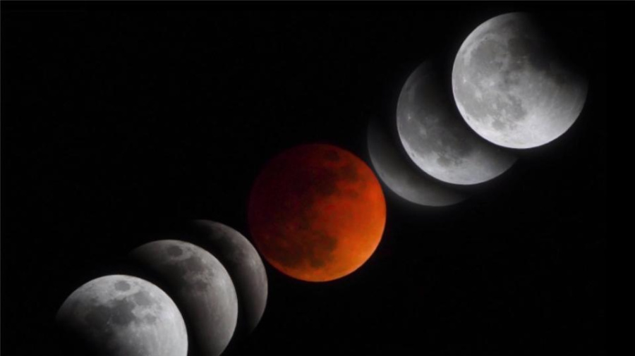 'Super Blood Wolf Moon' to star in weekend eclipse