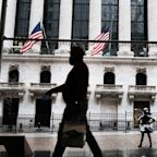 US STOCKS-Wall St closes with weekly gains, S&P 500, Dow hit record highs
