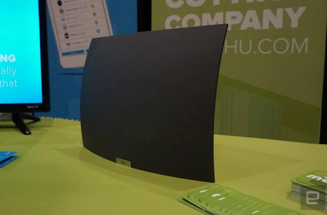 Mohu teases its wireless TV antenna