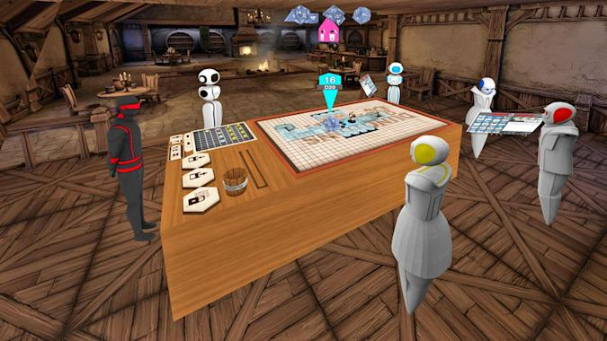 AltspaceVR/Sean Buckley, Engadget