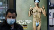 Trump não gosta do criador de 'Borat', em plena polêmica sobre seu novo filme