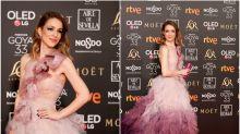 Silvia Abascal, 40 años en 10 looks