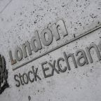 Stocks little changed as U.S. yields rise, commodities drop