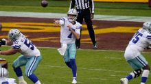 Dallas Cowboys to start rookie QB Ben DiNucci in worst first-place showdown ever