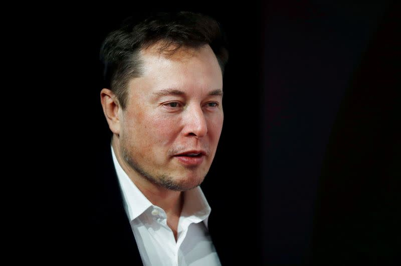Billionaire Musk's net worth zooms past Warren Buffett's - Bloomberg News - Yahoo Finance