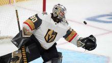 Vegas extends win streak to five games