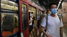 Hong Kong reports 80 new coronavirus cases, slight drop from previous highs