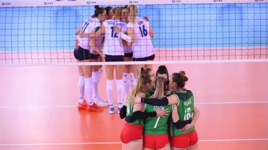 Volley - Qualif Euro (F) - La Hongrie qualifie les Bleues pour l'EuroVolley