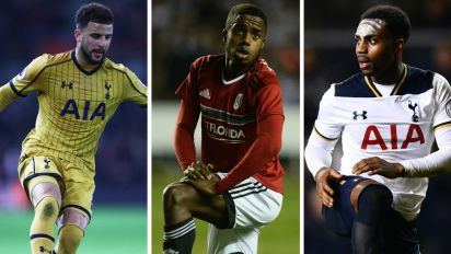 Gossip: United 'favourites to sign Rose', City 'target Walker', Spurs 'lead Sessegnon race'