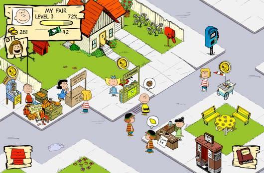 Snoopy's Street Fair passes five million downloads