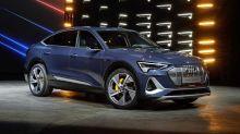 Audi e-tron Sportback - L'électrique passe au SUV coupé