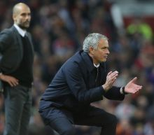 Mourinho shies away from personal rivalry with Guardiola entering Manchester derby