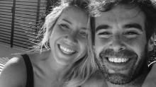 La escapada romántica de Laurita Fernández y Nicolás Cabré (fotos)