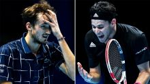 Tennis world reacts to 'insane' 50-year first at ATP Finals
