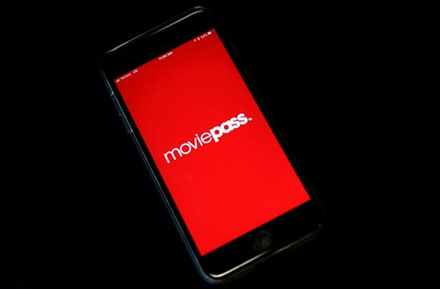 MoviePass' surge pricing starts today