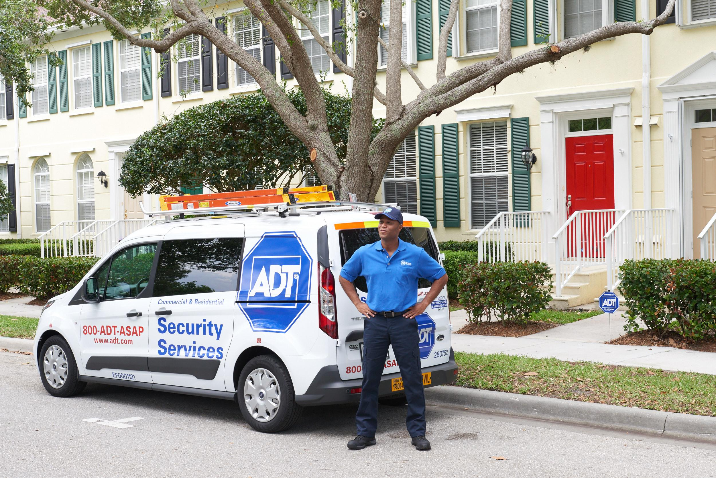 Adt Home Security Systems >> ADT to offer security for your home, phone and health