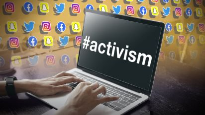 What does social media activism accomplish?