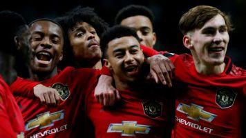 Astana derrota um Manchester United repleto de jovens na Liga Europa