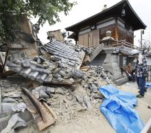 Powerful quake shakes Osaka, Japan