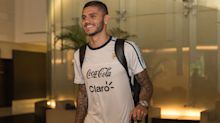 'Argentina have the best attack in the world' - Icardi looking forward to working with Messi and Co.