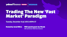 Former NYSE governor: How to trade hot growth stocks in the new 'fast market' paradigm