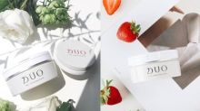 日本長期銷量冠軍!DUO 這款卸妝膏除了可以卸妝洗臉,還可以讓毛孔黑頭消失!