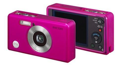 Ricoh unveils waterproof, dirt-resistant PX camera for outdoorsy photographers