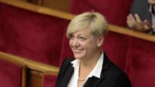 Outcry in Ukraine over song mocking ex-central bank chief