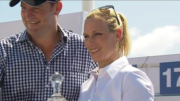 Zara Phillips pregnancy confirmed