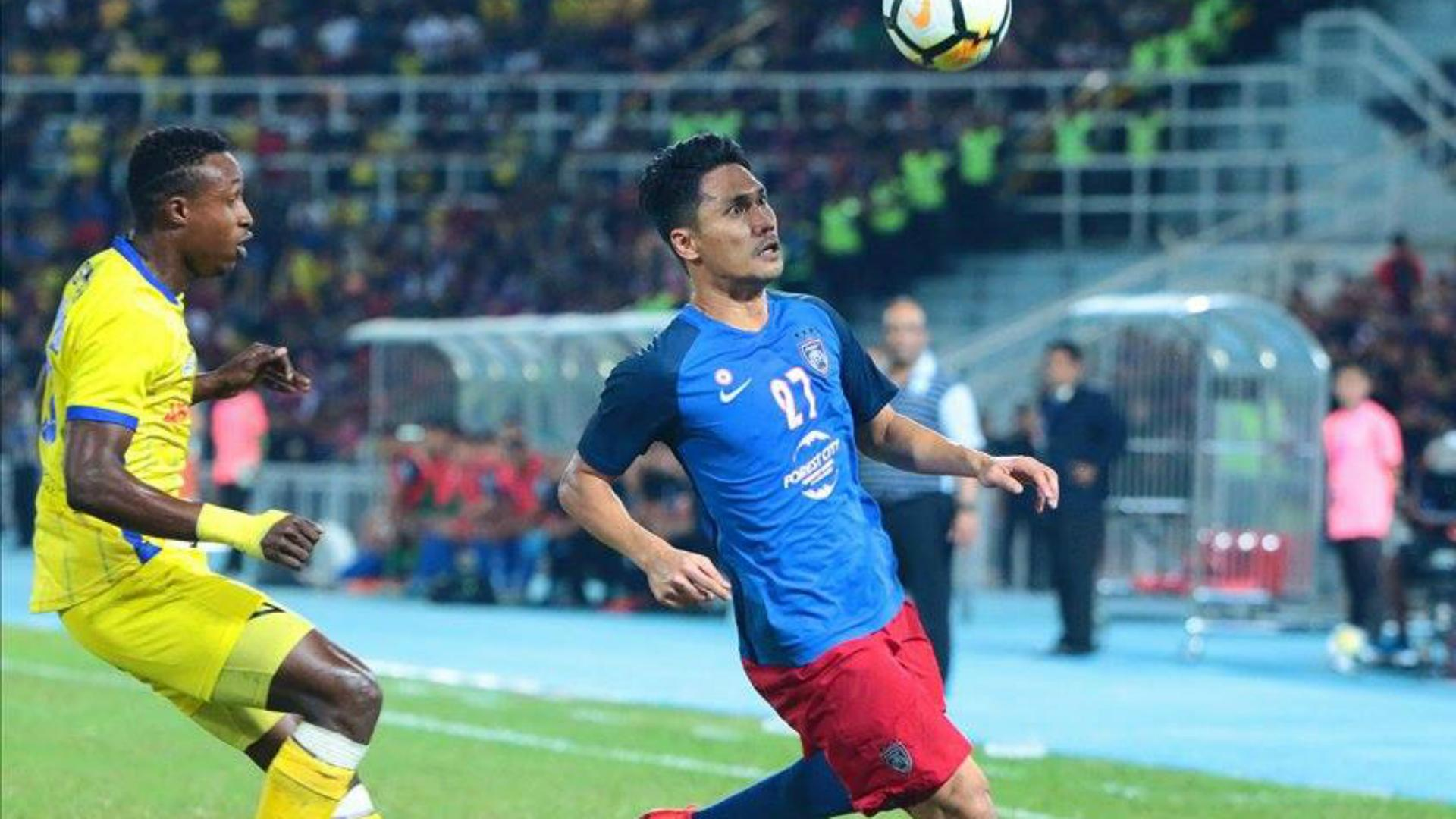 Pahang 0 JDT 0: 5 talking points - A game of nullifying ...