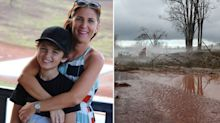 Boy, 11, critically injured after tree falls on him during storm clean-up