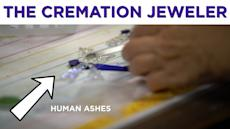 Odd Jobs: This woman makes jewelry with cremation ashes
