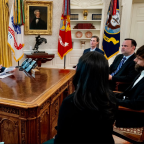 Trump Called Twitter CEO to the Oval Office Because He Was Upset About Losing Followers