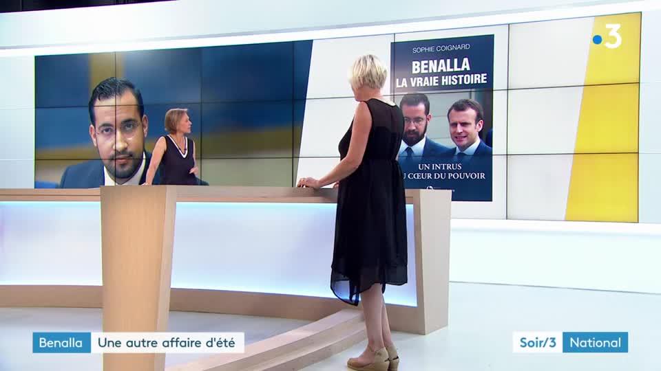 Alexandre Benalla Aime Etre Connu Et Reconnu