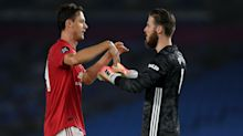 De Gea is one of the best keepers in the world, says Man Utd team-mate Matic