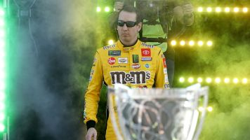Busch closes out decade as Series' best driver