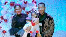 John Legend Honors Wife Chrissy Teigen on Mother's Day After a 'Year that Tested You in So Many Ways'