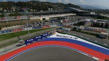 Bottas on top, Hamilton second in Sochi practice runs