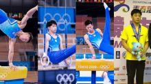 東奧男子體操資格賽 李智凱奪鞍馬項目首位