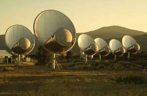 Google looks to plant a field of satellite dishes in Iowa