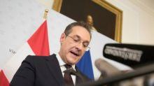 """Strache gibt sich in Untersuchungsausschuss zu """"Ibiza-Affäre"""" wortkarg"""