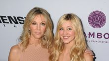 Heather Locklear Shares Sweet Message to Daughter Ava on Her 21st Birthday