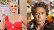 It turns out Britney Spears is a huge fan of 'Dolittle'