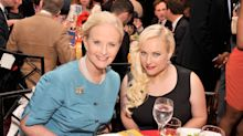 Cindy McCain says watching Meghan McCain's 'View' arguments makes her 'cringe a little bit'