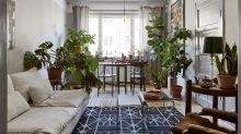 【裝潢靈感】充滿能量的小宅用色規劃,一展雅緻又活躍的氣息