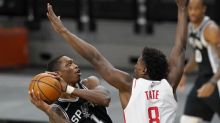 Rockets look to future after trading Harden to Brooklyn