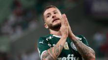 Escanteado no Palmeiras, Zé Rafael foi contratado antes de Felipão